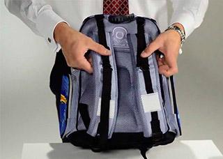 Ортопедический рюкзак-ранец