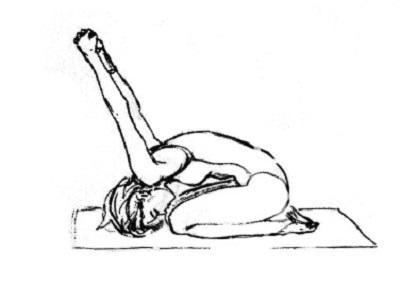 Упражнение 2 - конечное положение
