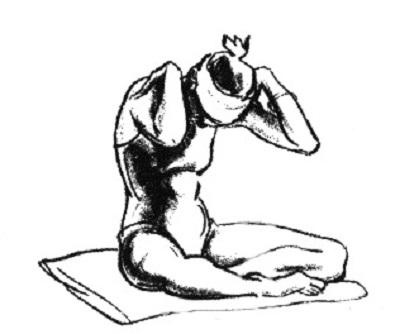 Упражнение 3 - конечное положение