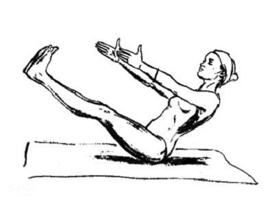Упражнение 5 - конечное положение