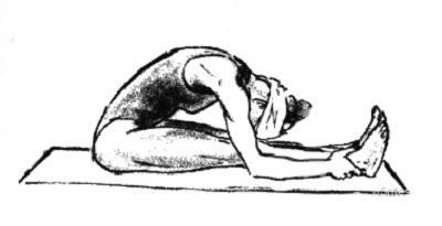 Упражнение 6 - растяжка, которая поможет вернуть позвоночнику молодость