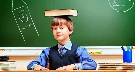 Правильная осанка у детей и школьников