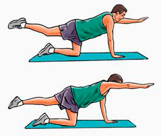 Упражнение перекресток